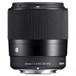 Sigma 30mm f/1.4 C DN różne mocowania