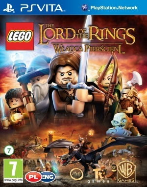 Opinie o LEGO The Lord of The Rings PS Vita