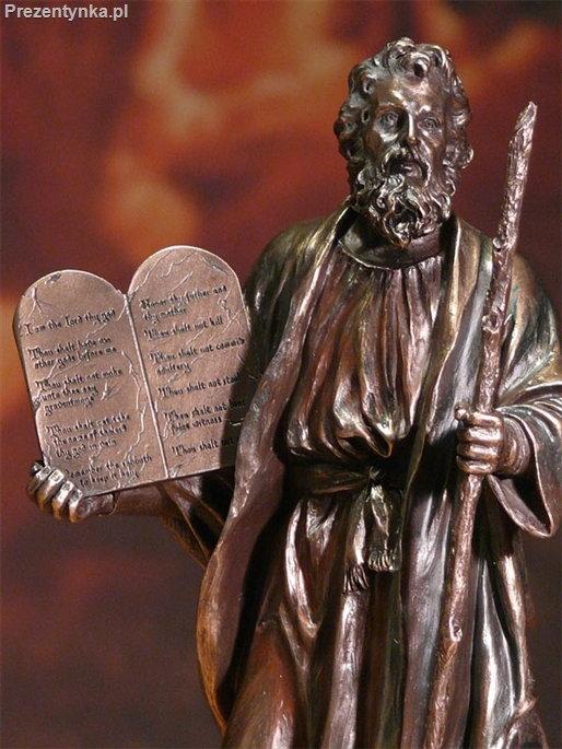 Veronese Mojżesz 10 Przykazań