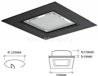 BPM Lighting Oczko halogenowe BPM 3101 230V