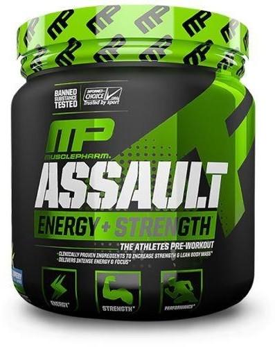Muscle Pharm Assault Sport 345g