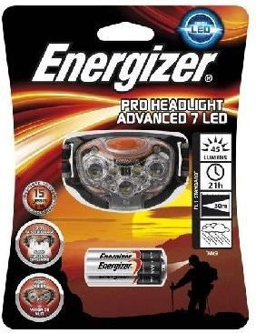 Energizer Advanced Pro-Headlight 7LED