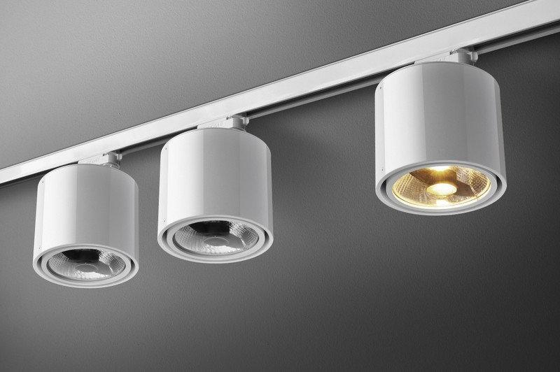 Aquaform lampy Lampa natynkowa TUBA 111 TRACK 16233-02 CZARNY