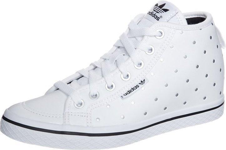 741fb2622fd47 Adidas Originals HONEY UP sportowe i Trampki wysokie biały AD111A0CO-A00 -  opinie użytkowników Opineo.pl