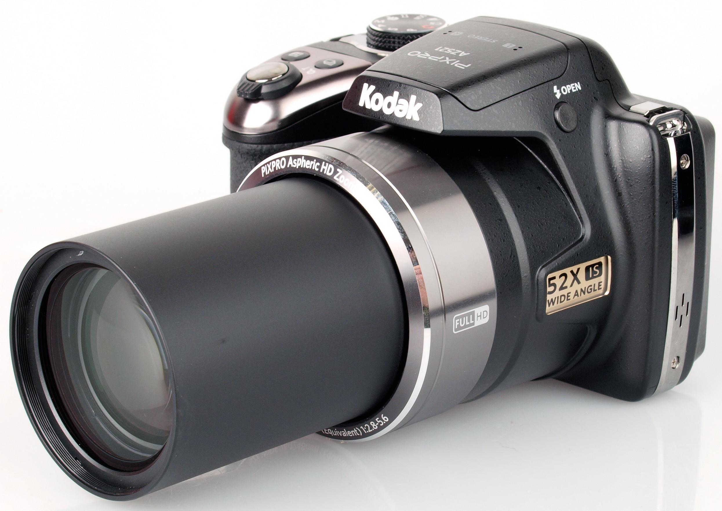 Kodak PixPro AZ521 czarny