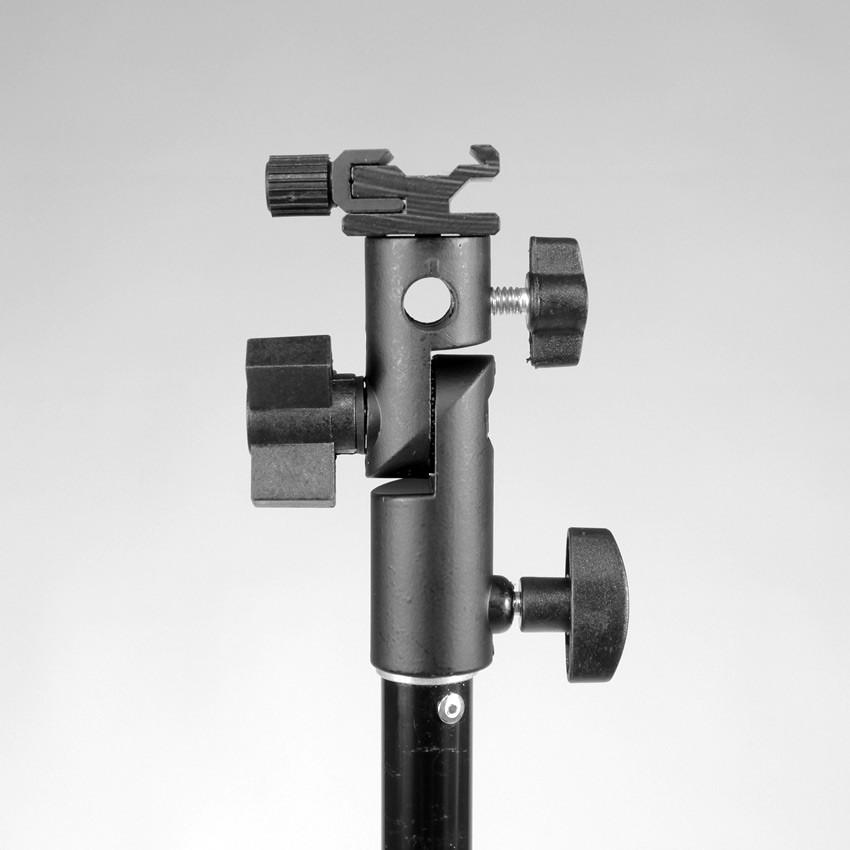 CineGEN Uchwyt do lampy błyskowej i parasolki (typ E) CG-UH-TYP-E