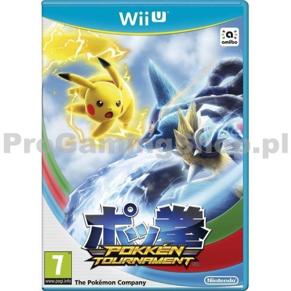 Opinie o Nintendo Pokkén Tournament WiiU