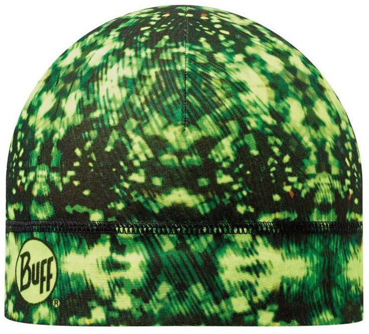 602a76e3fa7 Buff czapka do biegania MICROFIBER 1 LAYER HAT CARSON YELLOW FLUOR    108909.117.10 8428927183880