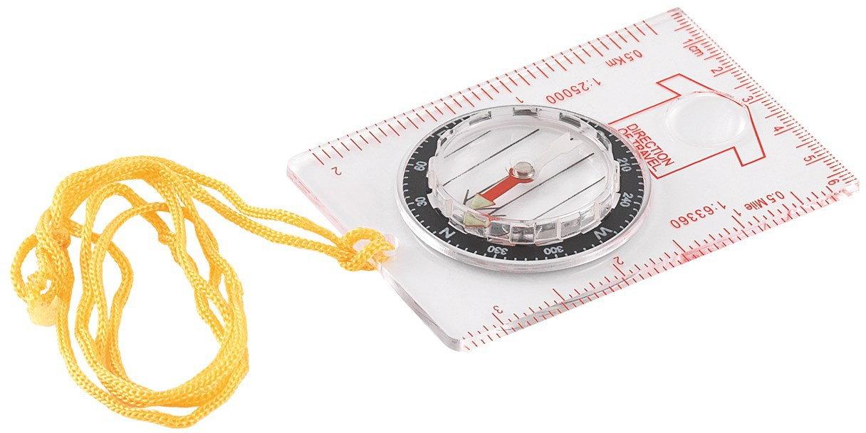EASY CAMP Kompas Adventure Map Compass 680026