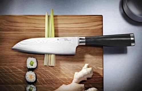 WMF Nóż Szefa Kuchni Yari Santoku 16,5 Cm Wh/ Dostawa0zł
