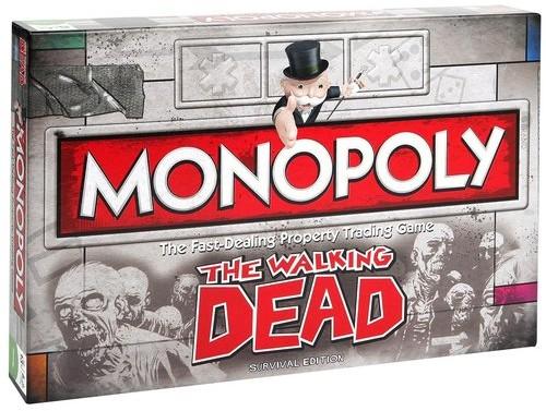 MUVE Monopoly Walking Dead