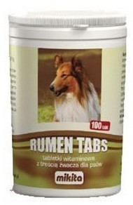 Mikita Rumen-Tabs 100 tabletek 1441