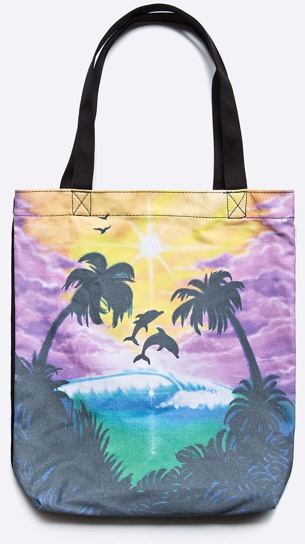d01c449bee68f Vans Torba damska BEEN THERE Dczerwony (Dolphin Beach)