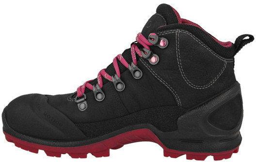 buty ecco trekkingowe damskie