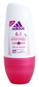 adidas 6 in 1 Cool & Care 50 ml dezodorant w kulce