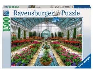 Ravensburger 1500 ELEMENTÓW Ogrody Atrium 491788