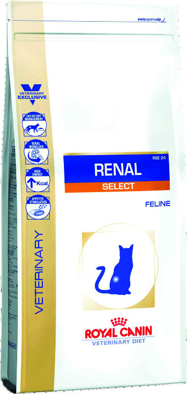 Royal Canin Veterinary Diet Renal Select Feline RSE24 0,5 kg