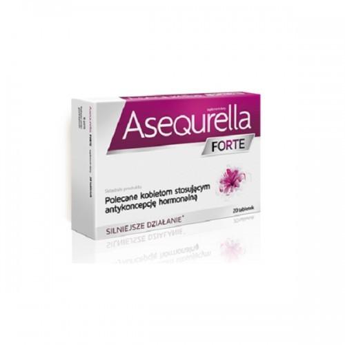 Aflofarm Asequrella Forte 20 tabletek 3011461