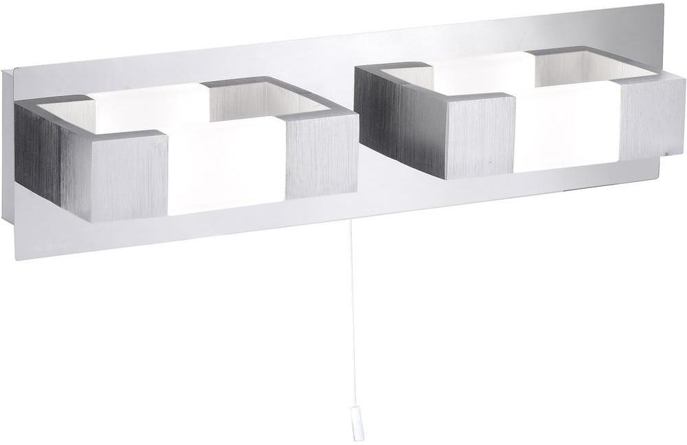 Paul Neuhaus lampa łazienkowa LED 9198-96 LED wbudowany na stałe 4x2.4 W IP44 12