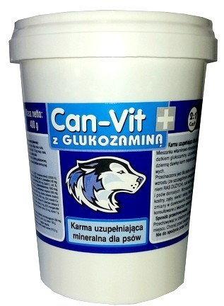 CAN-VIT niebieski - proszek 400g 1426