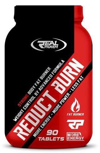 Real Pharm RealPharm Reduct Burn - 90tabs (140063)
