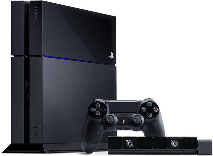 Opinie o Sony PlayStation 4 500GB Czarny