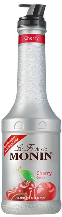 Monin Puree Wiśniowe 1 L