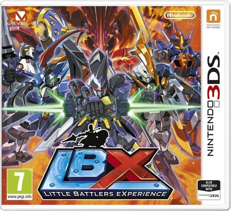Opinie o Little Battlers Experience 3DS