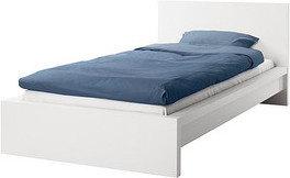 Ikea Malm łóżko 90x200 Białe 70214540 Oceń Produkt Na