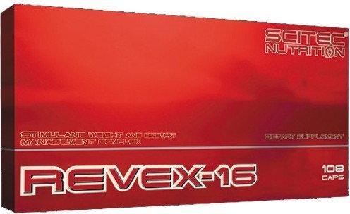 Scitec Revex 16 - 108 kaps. (scitec-315)
