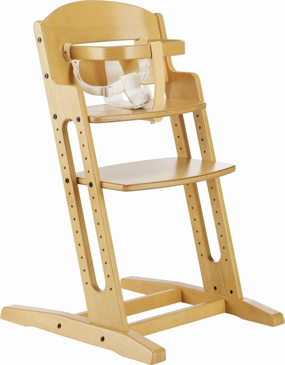 BabyDan Dan Chair Naturalne