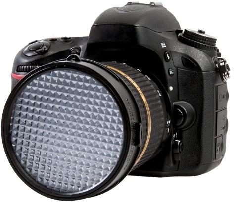 ExpoDisc ExpoImaging  2.0 Professional filtr do aparatu fotograficznego z systemem balansu bieli, czarny, 77 mm EXPOD2-77