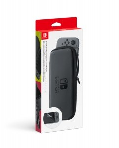 Opinie o Nintendo Switch Carrying Case & Screen Protector
