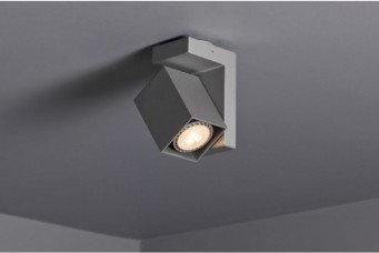 Labra DECO 1 FORLED Reflektor pojedynczy Aluminium , biały , czarny , czerwony , mieszany 2-0225