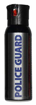 Duży Gaz Obezwładniający Police Guard w żelu (strumieniu), pojemność 100ml.