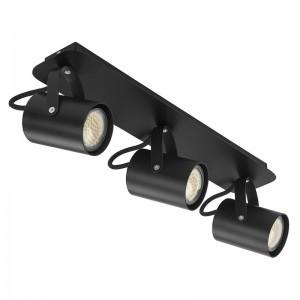 3 czarny Plafon Sigma Kamera 32557