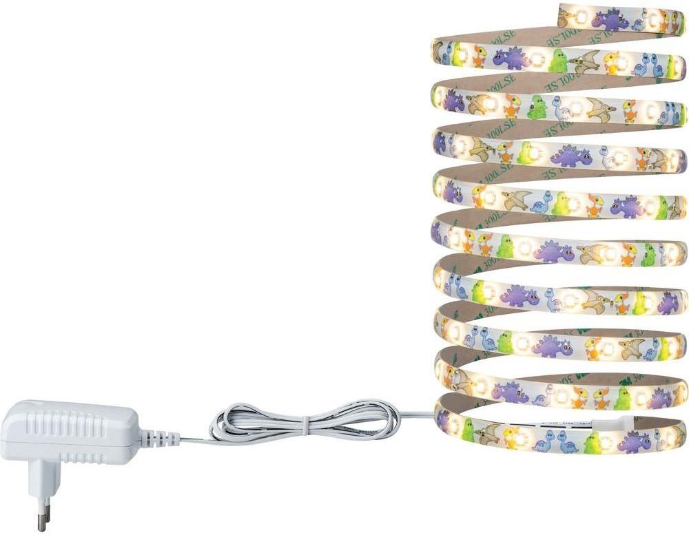 Lampa dziecięca 3645 LED wbudowany na stałe 270 lm Ciepły biały 300 cm x 1 cm x 0.3 cm Kolorowy