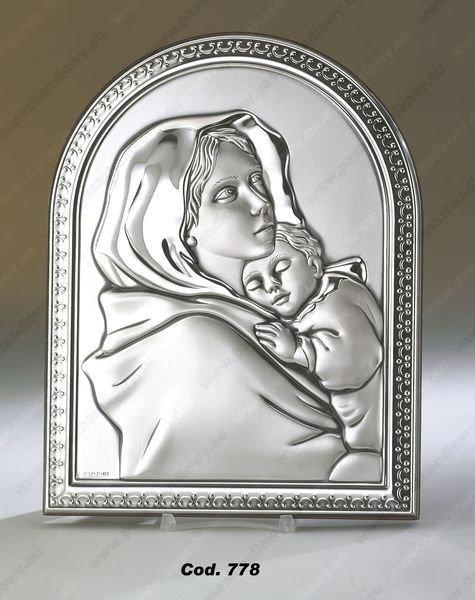 Valenti & Co Obrazek Matka Boska Cygańska - (v#778)