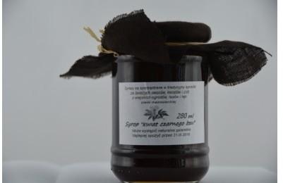 Syrop z kwiatu czarnego bzu 280ml 1 szt.