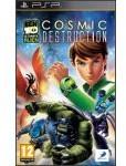 Ben 10 Ultimate Alien Cosmic Destruction PSP