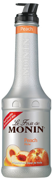 Monin Puree Brzoskwiniowe 1 L