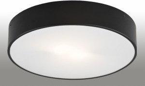 Kaspa Disc LED 45 plafon Czarny 30307102