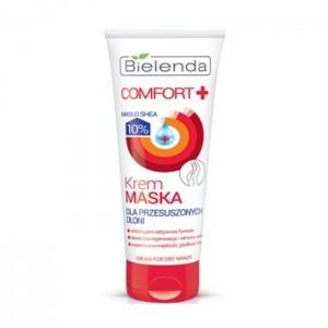 Bielenda Comfort 75ml - maska dla przesuszonych dłoni