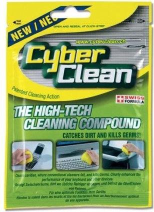 Opinie o Cyber Clean - masa czyszcząca