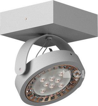 Cleoni DEDRA D1Sd LED111 Reflektor stropowy max. 1x20W, G53, 12V, T026D1Sd117