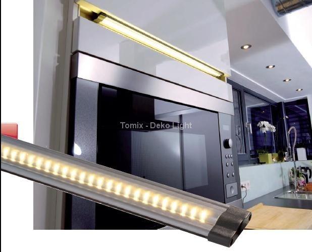 Deko Light Tomix.pl podszafkowa listwa LED 2700K – owalna 30cm (D687100) –