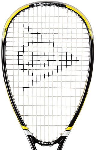 Dunlop BlackStorm Graphite Rakieta Squash
