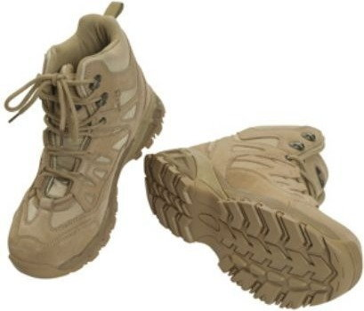 Mil-Tec Buty TROOPER 5 - COYOTE TAN ST12824005