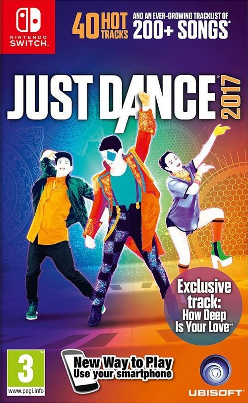 Opinie o Just Dance 2017 NSWITCH