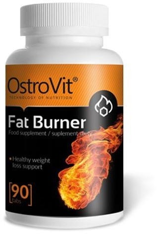 Ostrovit Fat Burner 90tabs